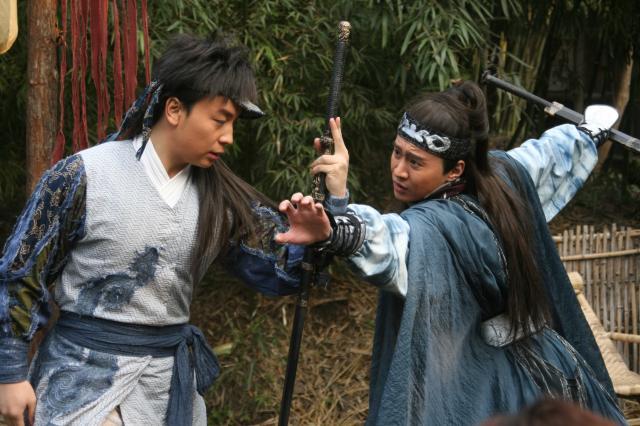 七種武器之孔雀翎 第11集劇照 6