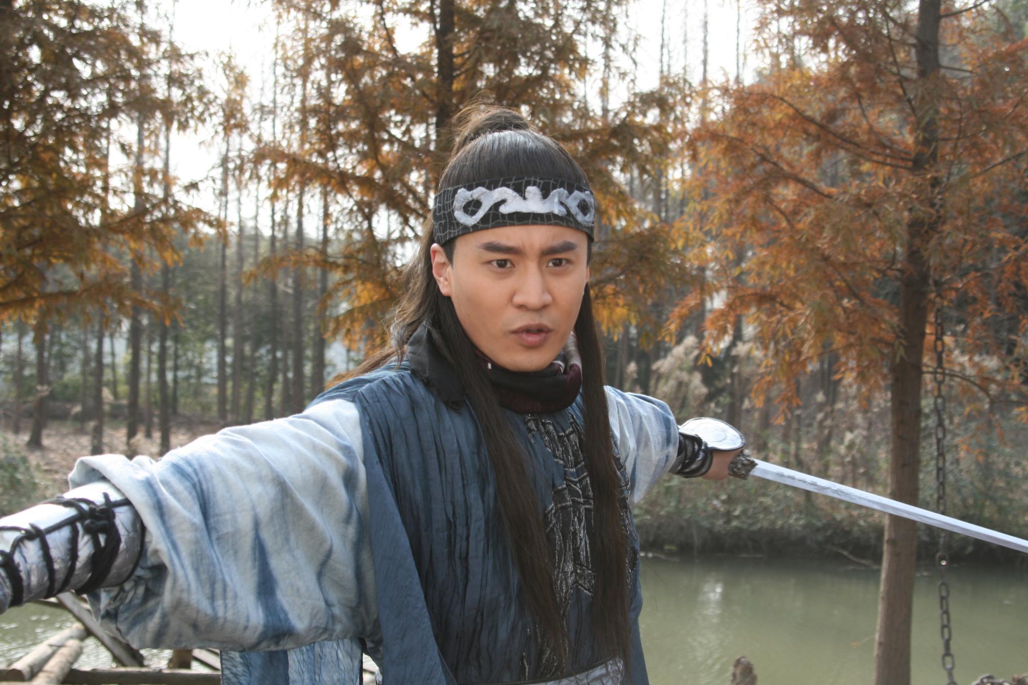 七種武器之孔雀翎劇照 2
