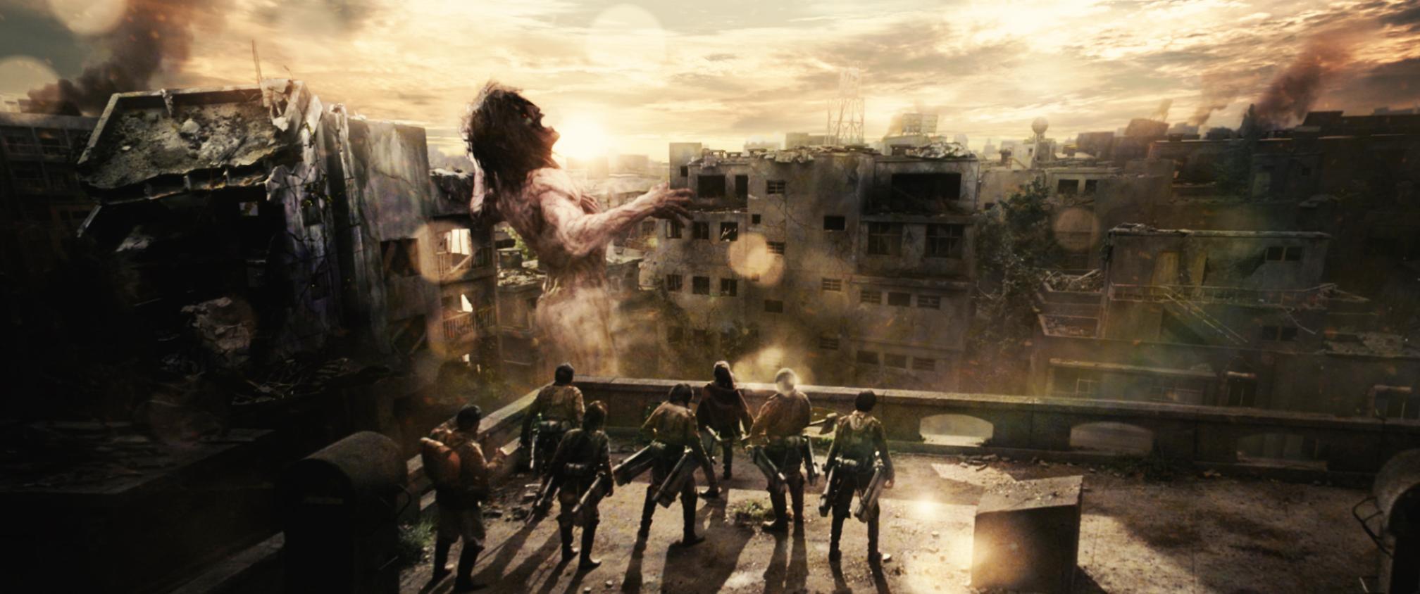 進擊的巨人2:世界終結劇照 2