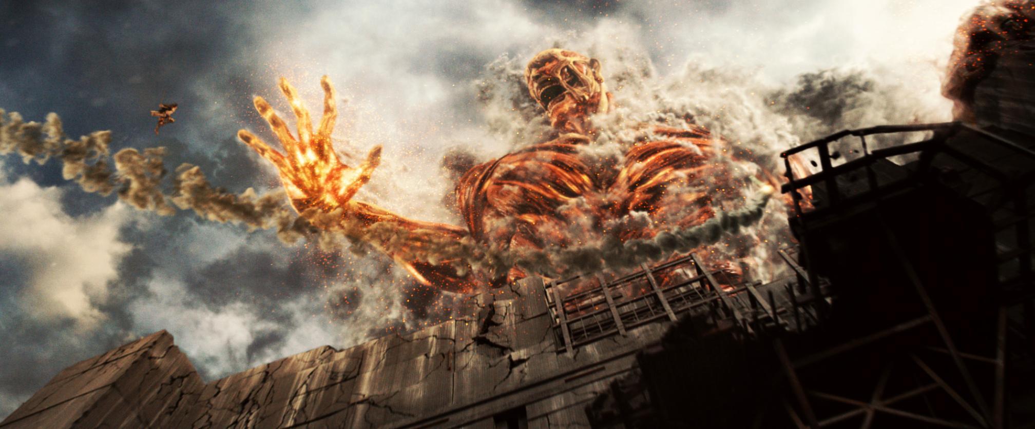進擊的巨人2:世界終結劇照 5