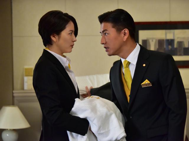 假面飯店預告片 01