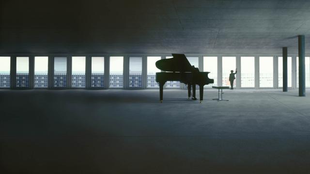 想飛的鋼琴少年劇照 3
