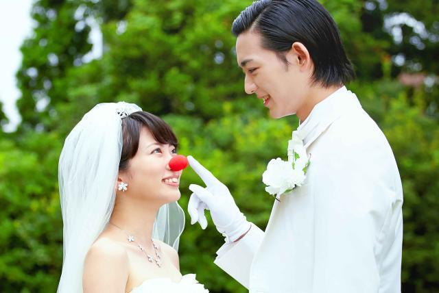 愛哭小丑的婚禮劇照 1