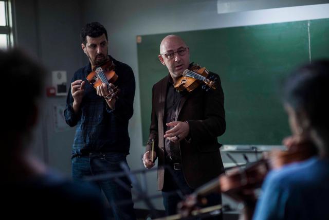 放牛班的提琴手劇照 5