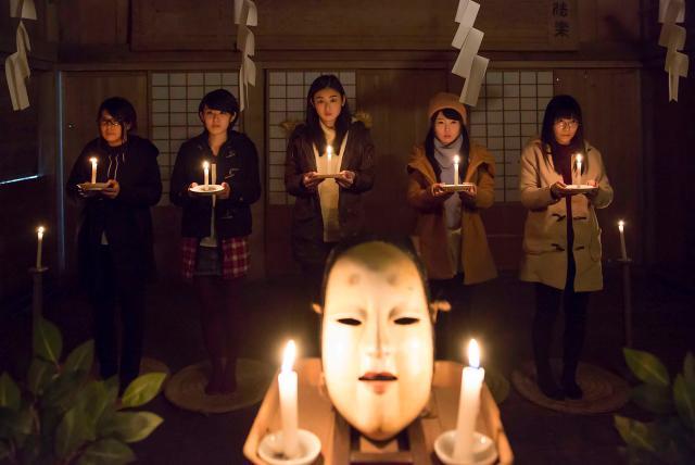屍囚獄:八坂村之花劇照 1