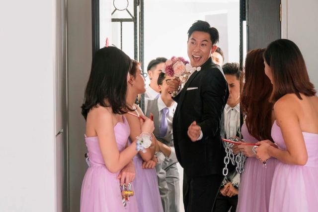 簡單的婚禮劇照 2