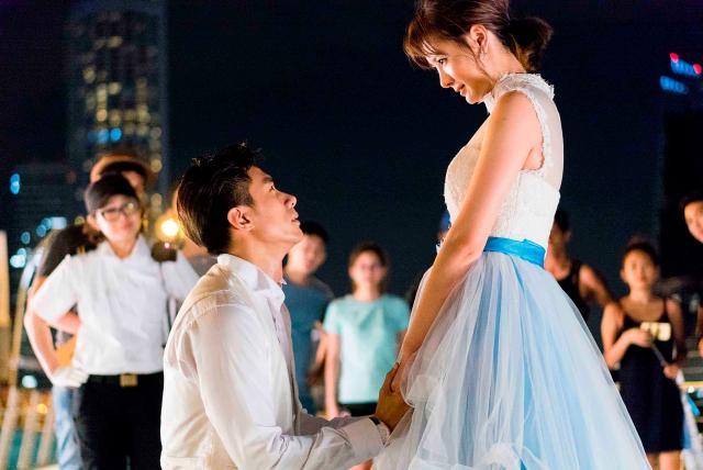 簡單的婚禮預告片 01
