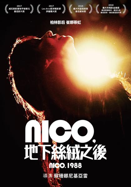 NICO,地下絲絨之後線上看