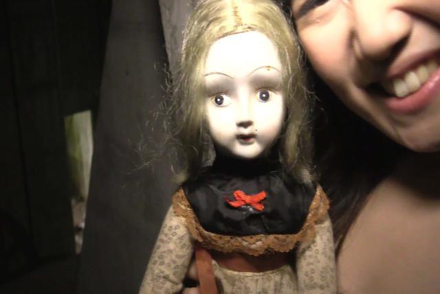 鬼停格之陰娃娃預告片 01