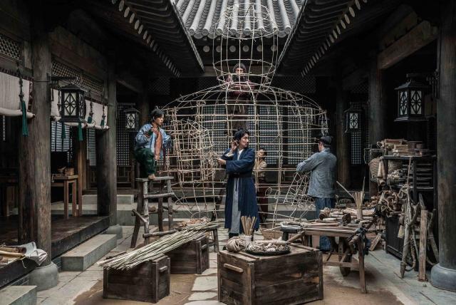 朝鮮鄉民團劇照 2