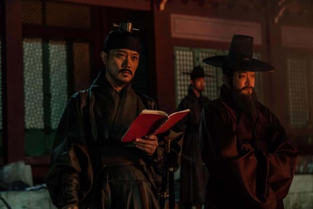 朝鮮鄉民團劇照 7