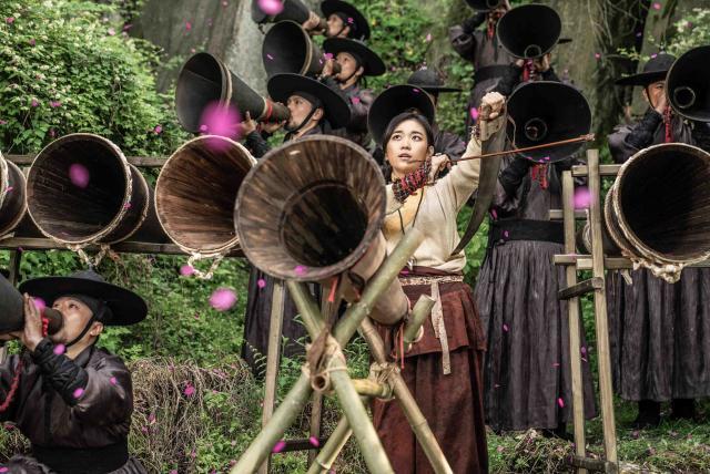 朝鮮鄉民團劇照 4