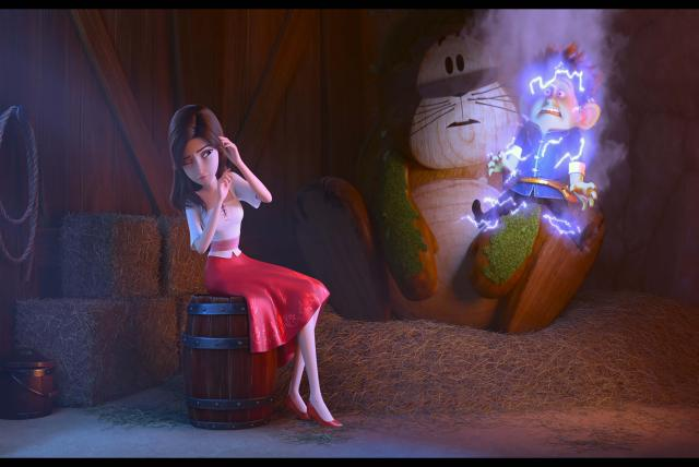 紅鞋公主與七矮人劇照 2