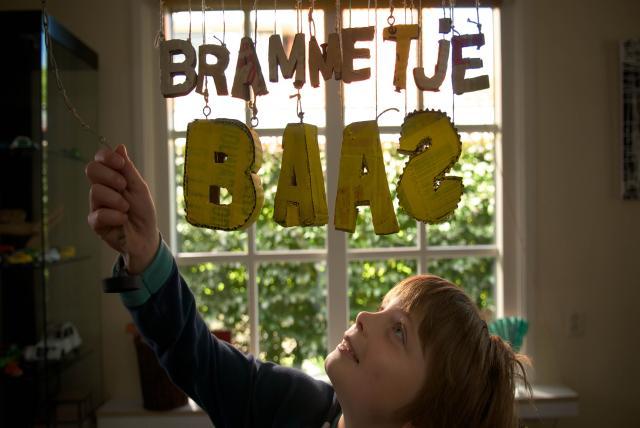 布拉姆的異想世界劇照 4