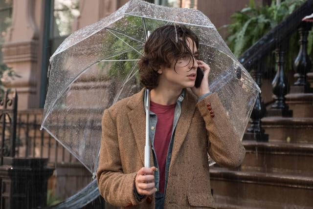 雨天.紐約劇照 5