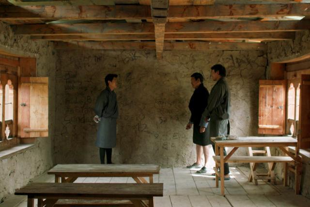 不丹是教室劇照 2