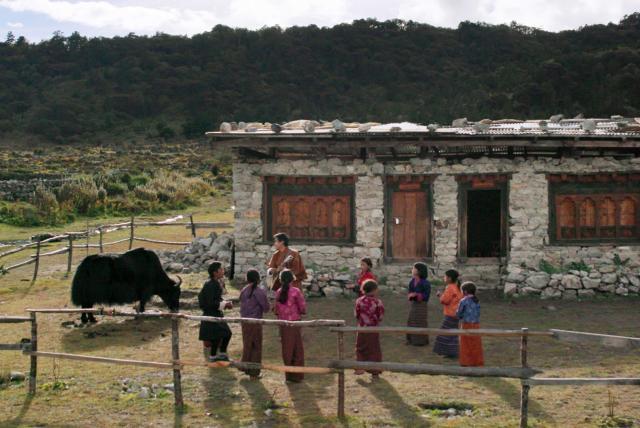 不丹是教室劇照 8