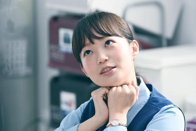 架空OL日記 劇場版預告片 01