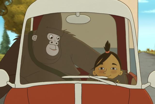 我的大猩猩媽媽劇照 8