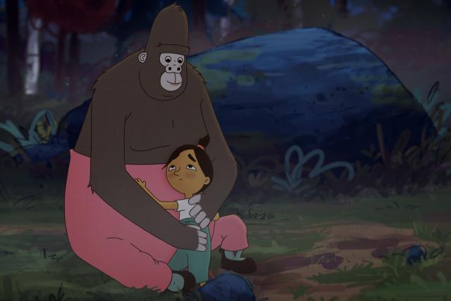 我的大猩猩媽媽劇照 4