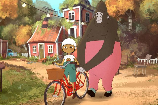 我的大猩猩媽媽預告片 01