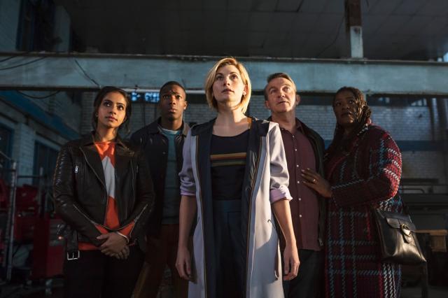 超時空奇俠 第十一季 / Doctor Who1 線上看