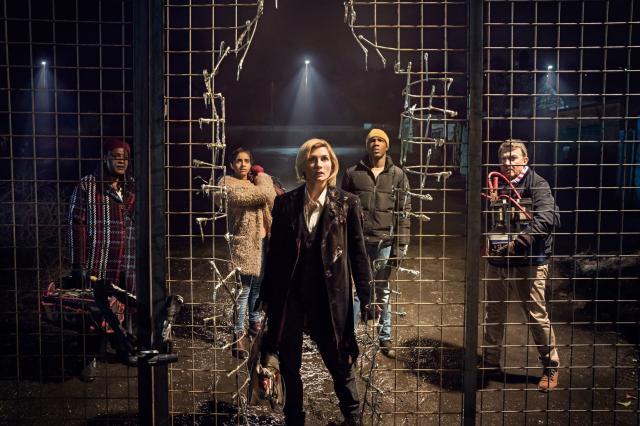 超時空奇俠 第十一季 / Doctor Who3 線上看