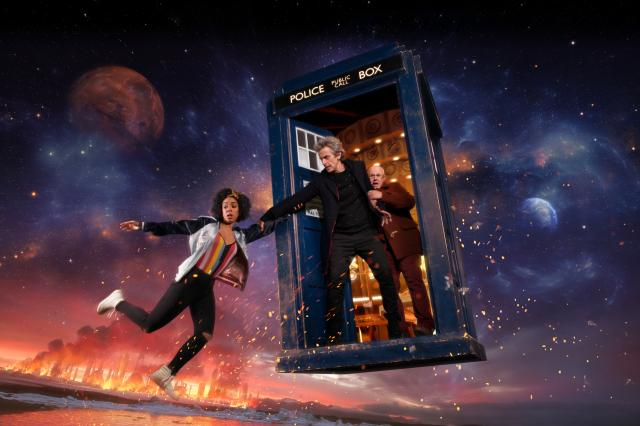 超時空奇俠 第十季 / Doctor Who劇照 1