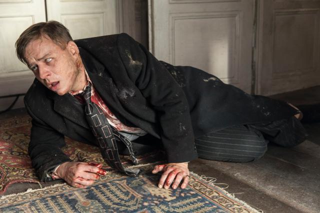 麥格雷探長 第二季 第1集劇照 6