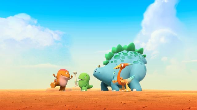 小恐龍樂園 第一季劇照 3