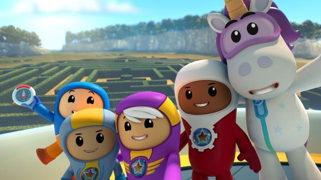 全球探險衝衝衝 第二季劇照 3