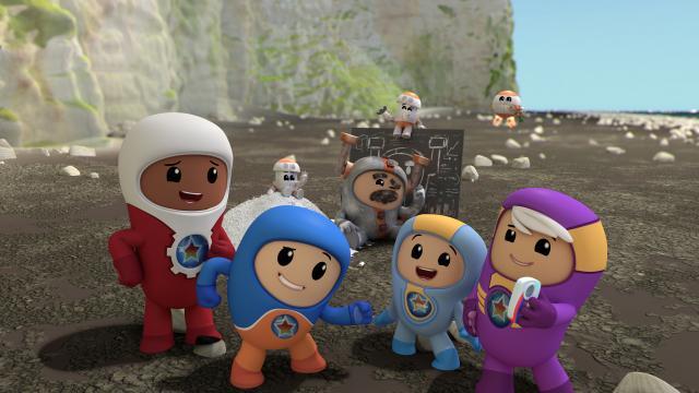 全球探險衝衝衝 第二季劇照 2