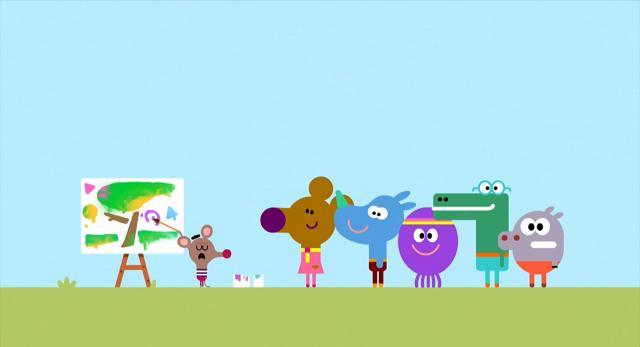 阿奇幼幼園 第一季25 線上看