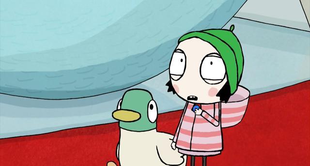 莎拉與乖乖鴨 第一季7 線上看