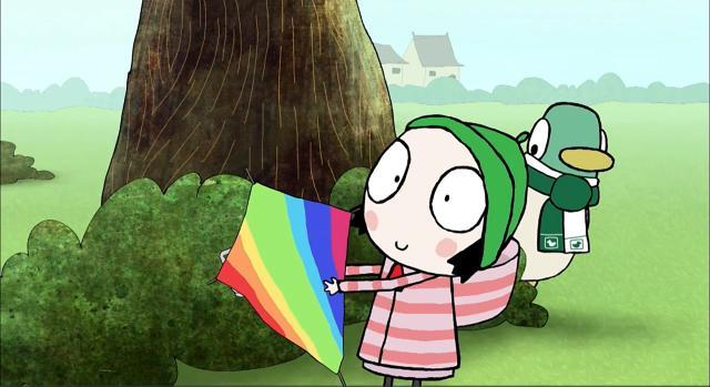 莎拉與乖乖鴨 第一季10 線上看