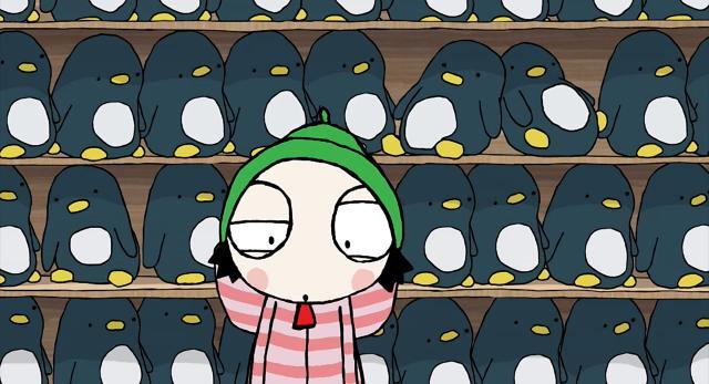 莎拉與乖乖鴨 第一季12 線上看