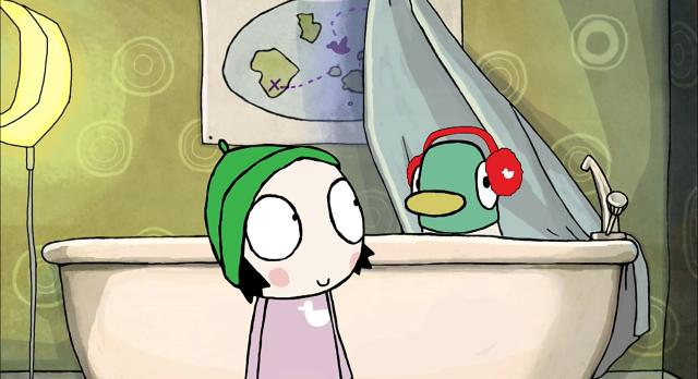 莎拉與乖乖鴨 第一季24 線上看