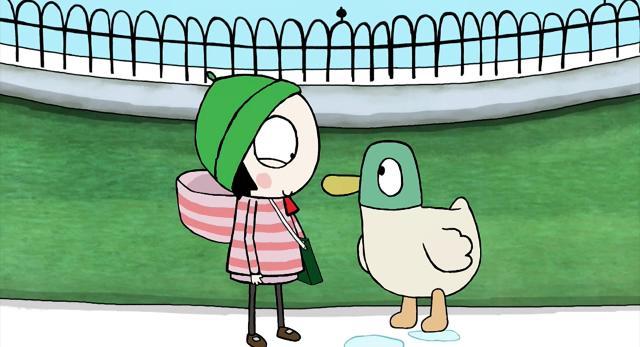 莎拉與乖乖鴨 第一季25 線上看