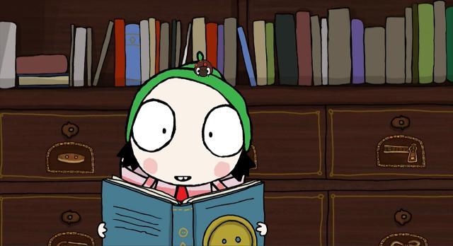 莎拉與乖乖鴨 第一季37 線上看
