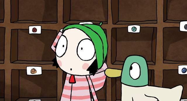 莎拉與乖乖鴨 第一季38 線上看