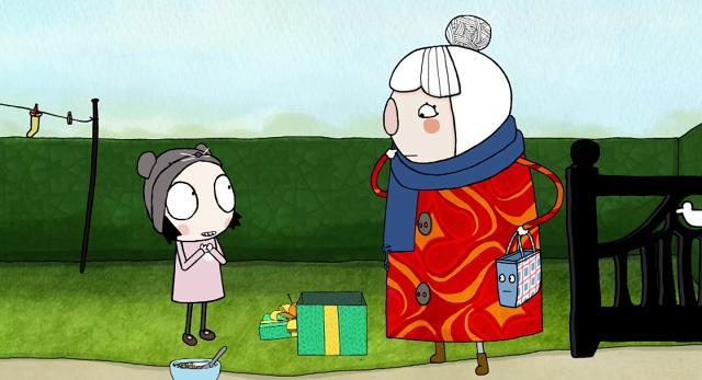 莎拉與乖乖鴨 第二季5 線上看