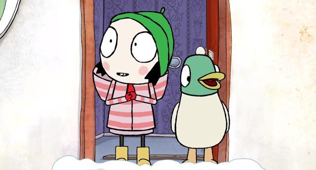 莎拉與乖乖鴨 第二季11 線上看