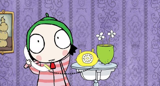 莎拉與乖乖鴨 第二季13 線上看