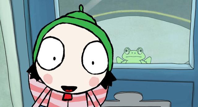 莎拉與乖乖鴨 第二季35 線上看