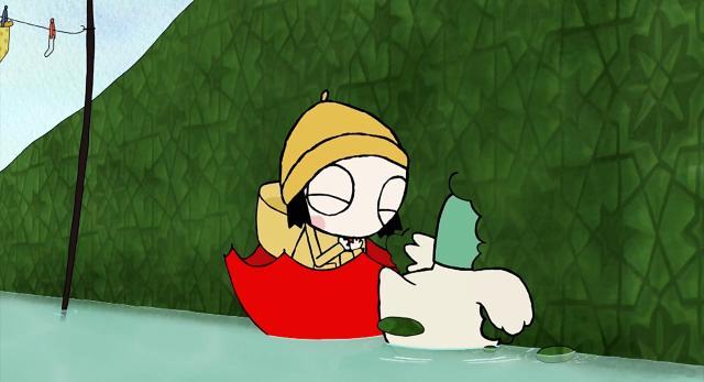 莎拉與乖乖鴨 第三季16 線上看