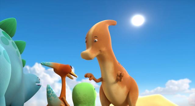 小恐龍樂園 第一季3 線上看