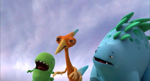 小恐龍樂園 第一季8 線上看