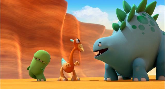小恐龍樂園 第一季12 線上看