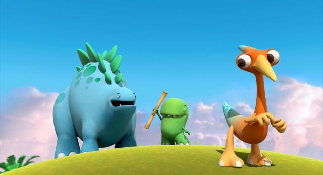 小恐龍樂園 第一季18 線上看