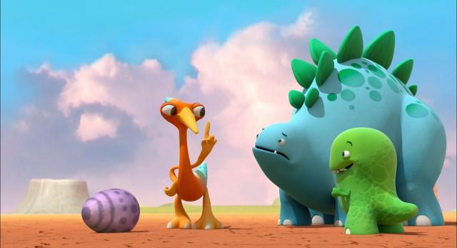 小恐龍樂園 第一季26 線上看